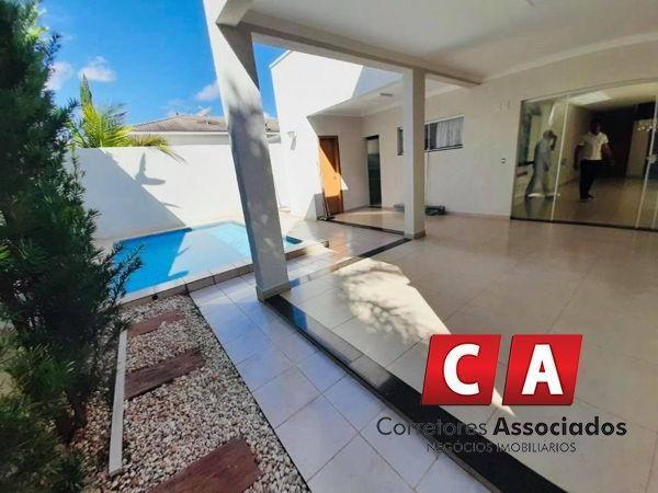 Casa em condomínio com 4 quartos no JARDINS MONACO - Bairro Jardins Mônaco em Aparecida de - Foto 2