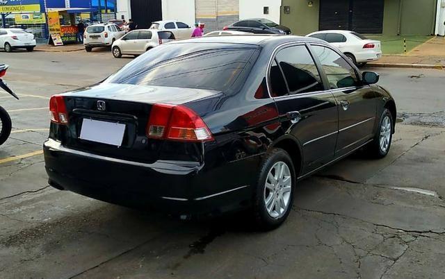 Honda civic 1.7 lx - Foto 4