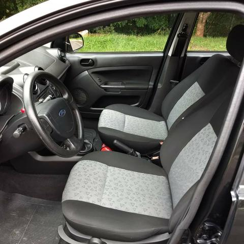 Fiesta Sedan 1.6 Rocam Flex 2012 Completo Ipva 20 Pago - Foto 6