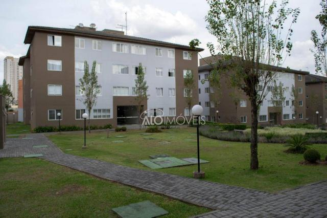 Apartamento com 2 dormitórios à venda, 54 m² por R$ 215.000,00 - Campo Comprido - Curitiba