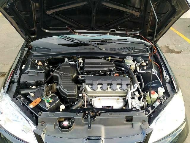 Honda civic 1.7 lx - Foto 8