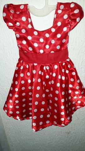 Maravilhosos Vestido da Minnie - Foto 6