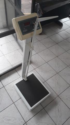 Balança de farmácia c/ régua antropométrica - Foto 3