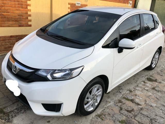 Vendo Honda FIT LX 2017 automático - Foto 2