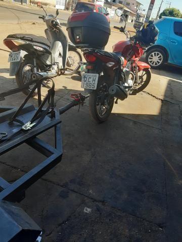 Carretinha Para Moto - Foto 5