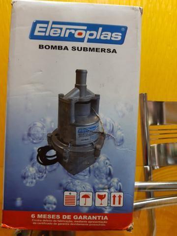 Bomba submersa Eletroplas