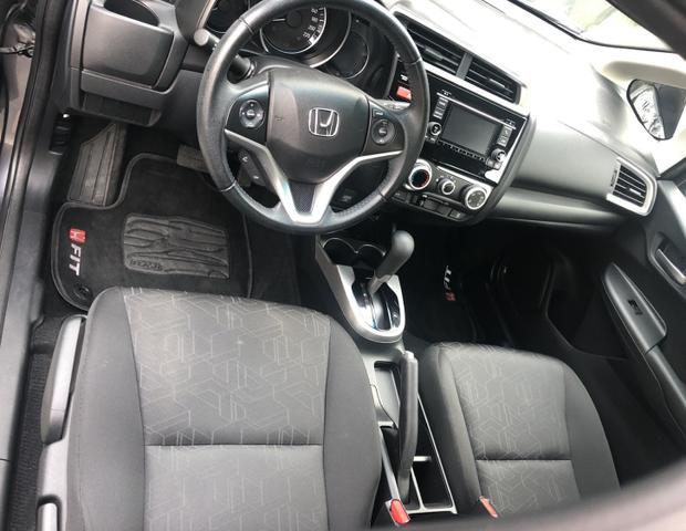 Honda fit 2016 aut completo - Foto 4