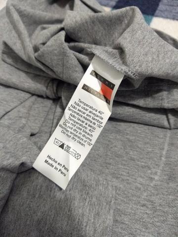 Camiseta TH bordado - Foto 2