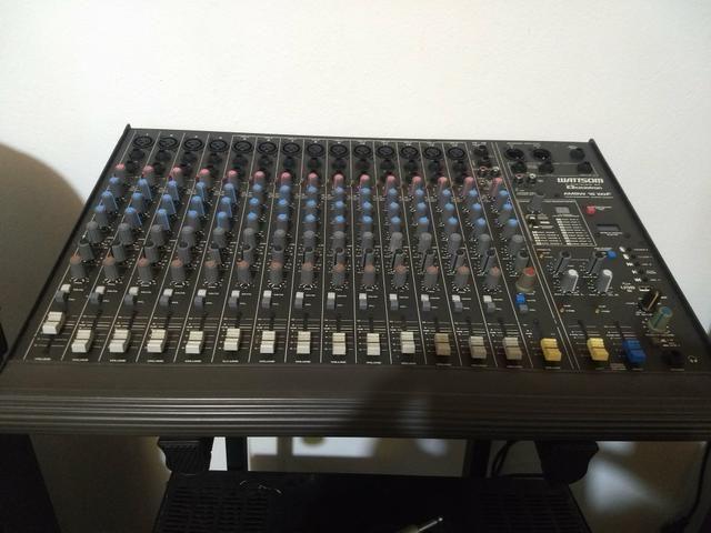 Mesa de som 16 canais - usb - Foto 2