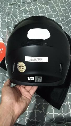Barbada! capacete norisk novo!! - Foto 3