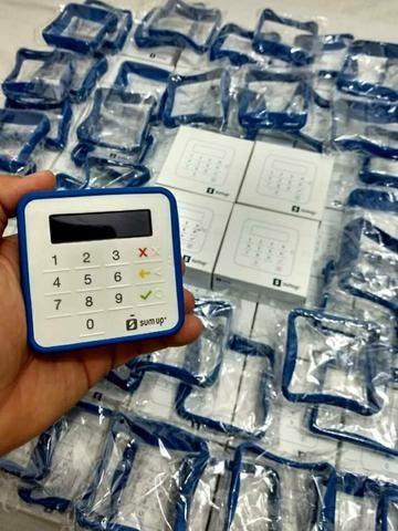Maquineta de cartão sumup top a pronta entrega somente para a cidade de Garanhuns.