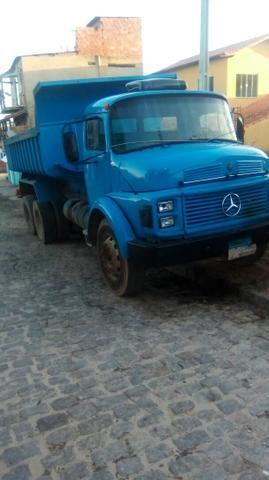 Caminhão Ano 80 - Reduzido 1513 - Foto 5