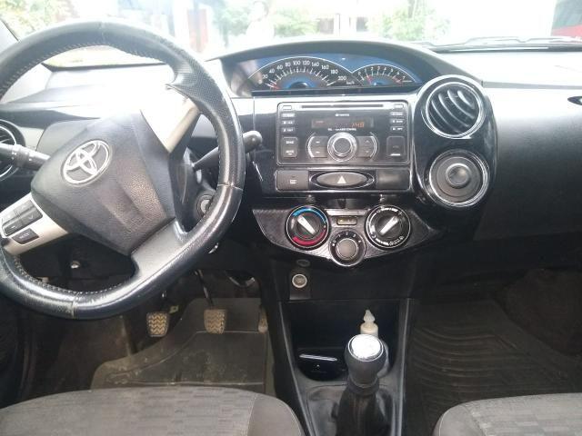 Toyota Etios XLS muito novo - Foto 6