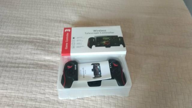 Controle para Celular Bluetooth/Wireless - Foto 2