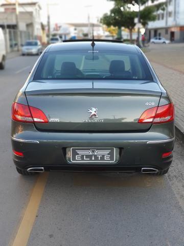 Peugeot 408 Griffe Teto - Foto 6