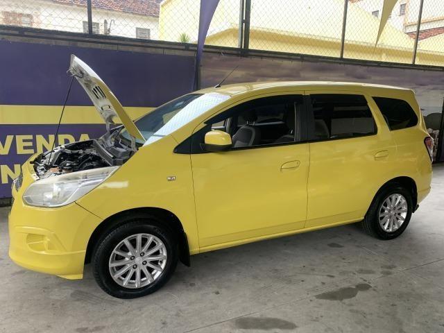 Spin lt automatica ex taxi, lindo carro, aprovação imediata, 1° parcela p/90 dias - Foto 6