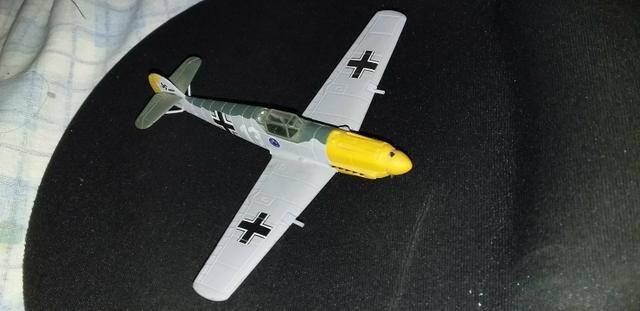 Lote com 5 aviões da segunda guerra mundial - Foto 4