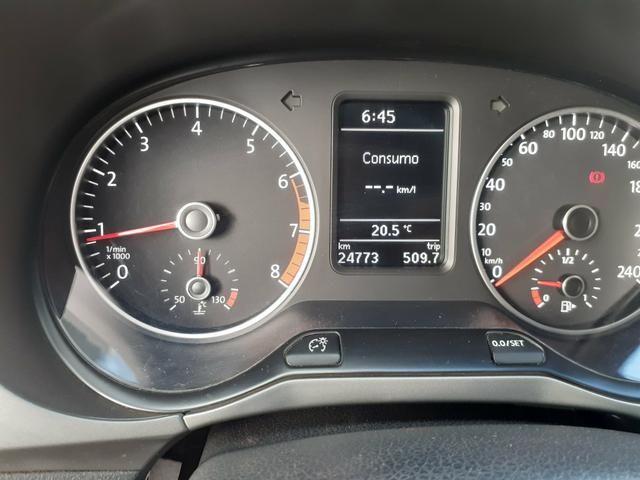 VW novo Fox confortline 2014 / 2015 zero d+ - Foto 9