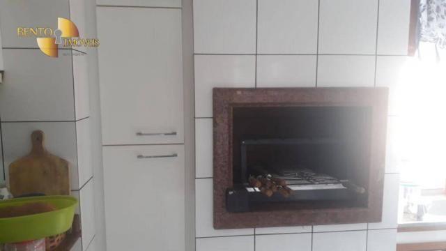 Apartamento com 3 dormitórios à venda, 234 m² por R$ 480.000,00 - Miguel Sutil - Cuiabá/MT - Foto 11