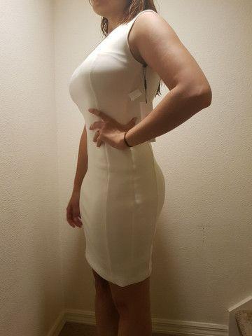 Vestido Calvin Klein Nunca Usado - Foto 4