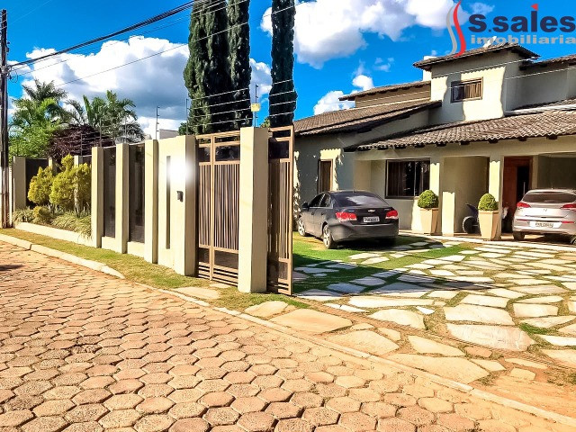 Casa Impecável!!! Casa 4 Suítes - Lazer completo - Vicente Pires!! - Foto 3