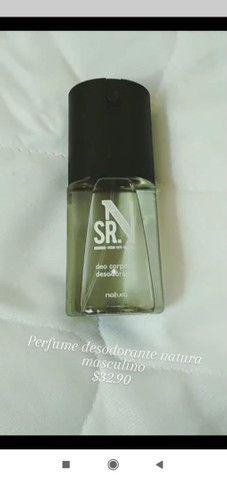 Perfume masculino natura