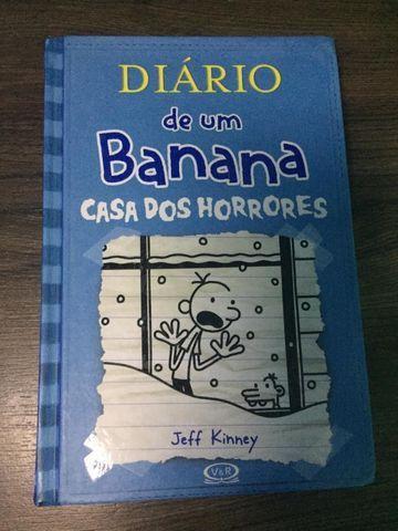 Todos estes livros do diário de um banana em perfeito estado - Foto 3