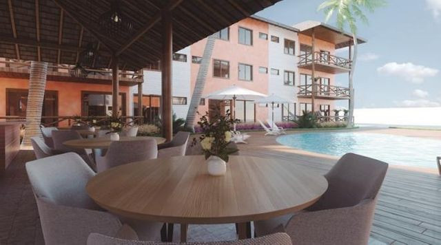 Porto Vende Flat Resort Villa Atlântida Luis Correia Praia de Atalaia - Foto 2
