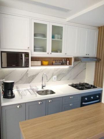 Apartamento mobiliado - Pouso Redondo-SC - Foto 4