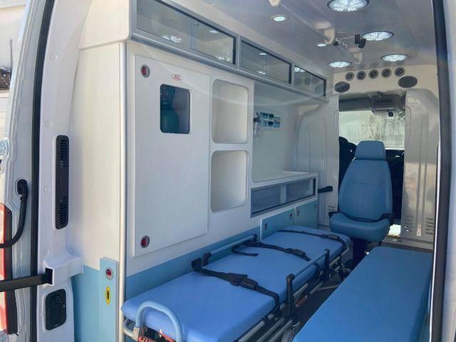 Renault Master Ambulância UTI - Foto 3