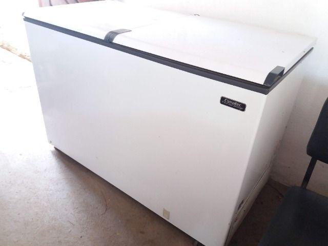 Freezer Electrolux semi novo - Foto 2