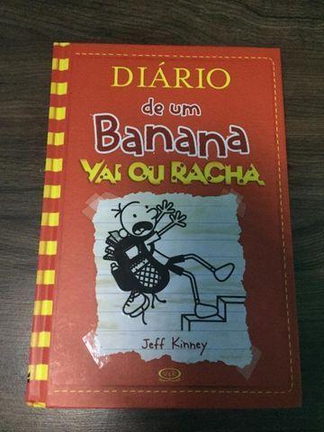 Todos estes livros do diário de um banana em perfeito estado - Foto 4