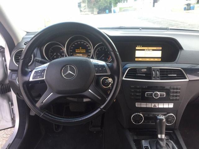 Mercedes-Benz C-180 CGI Turbo Impecável - Foto 6