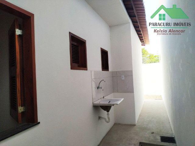Casa nova financiada com preço reduzido em Paracuru - Foto 14