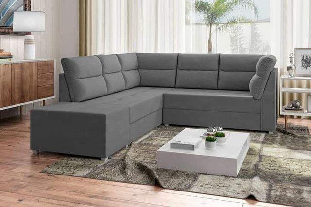 Sofa de Canto ranger YYY551 - Foto 3