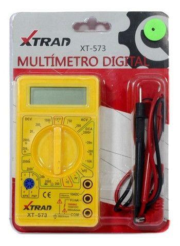 Multímetro Digital (XT-573) Portatil Profissional