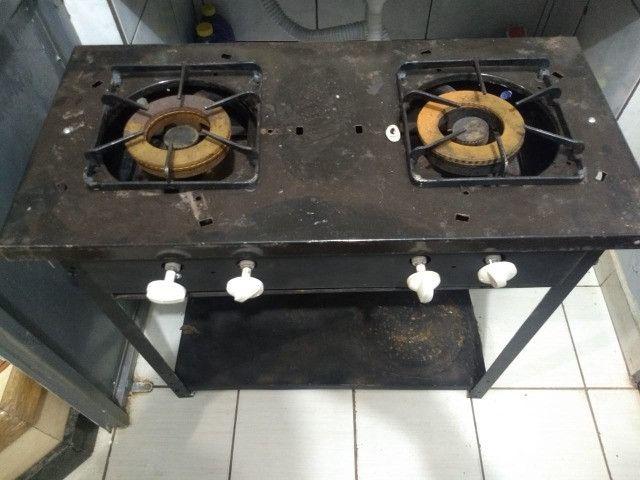 Fogão Industrial - Usado