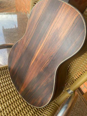 Violão luthier de jacarandá da Bahia  - Foto 5