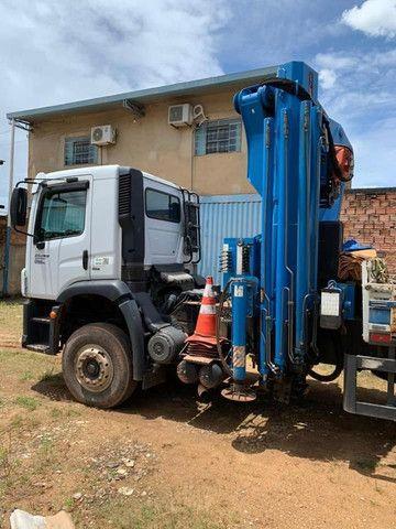 Caminhão munck traçado 26280  - Foto 7