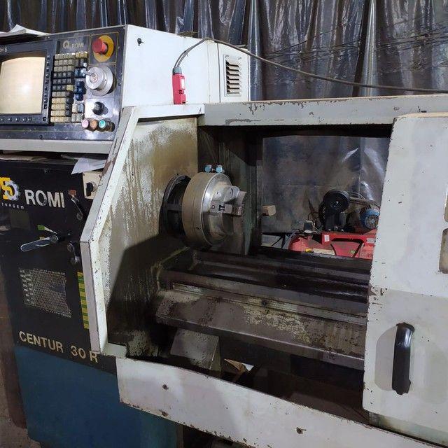 Torno CNC Ro I Centur 30RV - Foto 2