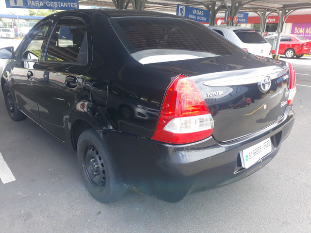 TOYOTA ETIOS SEDAN  XLS 1.5 FLEX 2016 - Foto 3