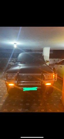 Raríssima Hilux sw4 2.8 4x4 diesel  1994 - Foto 6