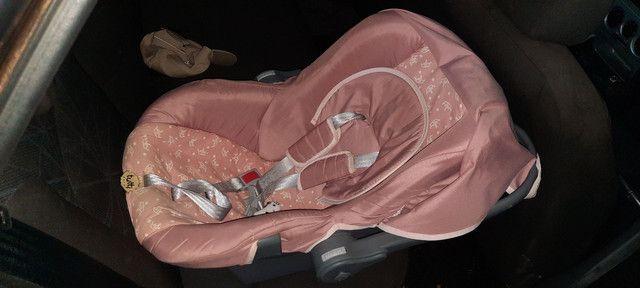 Bebê conforto para menina