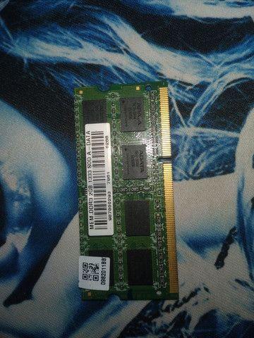 Vendo memoria ram ddr3 133