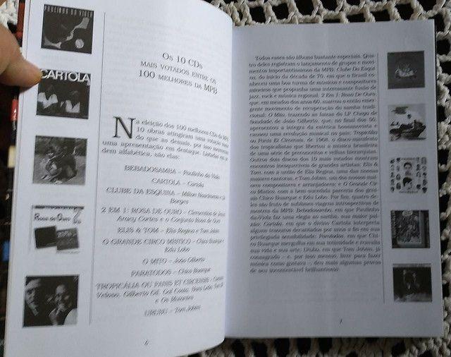 Livro Os 100 Melhores Cd 's da MPB - Foto 4