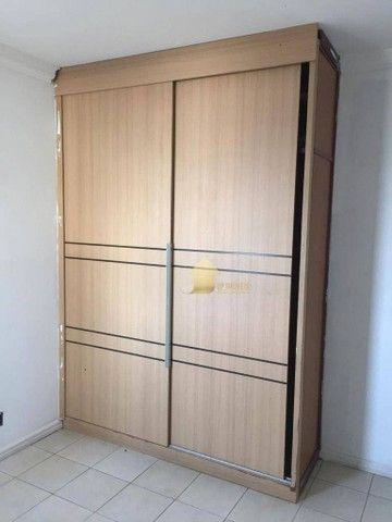 Apartamento com 3 dormitórios para alugar, 109 m² por R$ 2.000,00/mês - Quilombo - Cuiabá/ - Foto 9