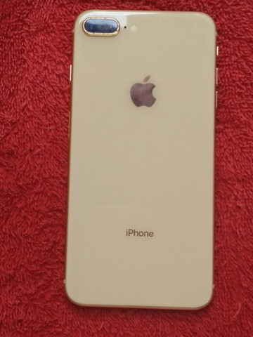 Iphone 8 Plus original único dono. - Foto 3