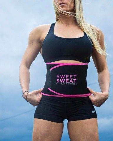 Cinta abdominal modeladora: Sweet Sweat - Foto 6