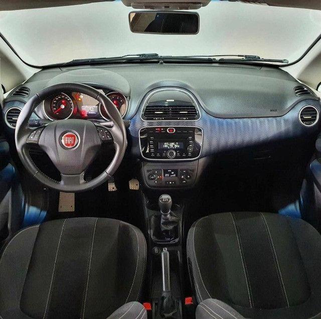 Fiat Punto Sporting 1.8 2013 - Foto 6