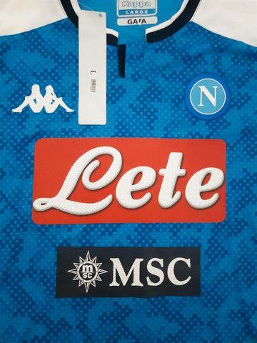 Camisa Napoli - Foto 2